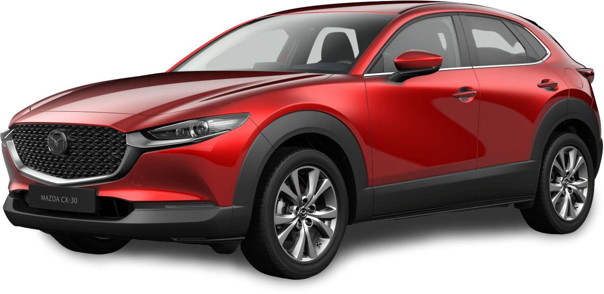 Mazda CX-30 Rot